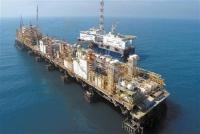 ペルシャ湾の油田開発